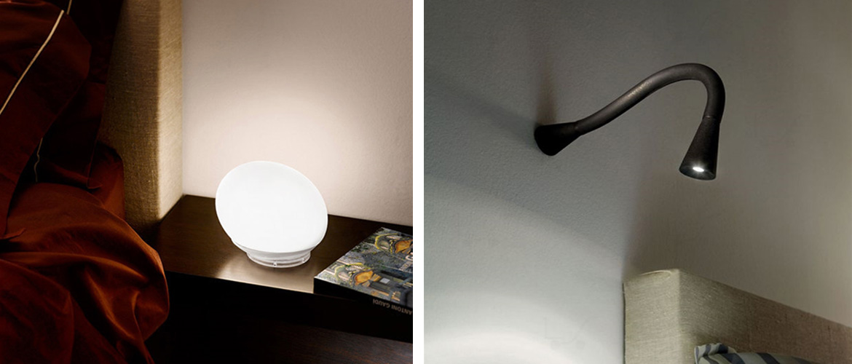 Illuminazione camera da letto lampadari lampade - Applique per camera da letto ...