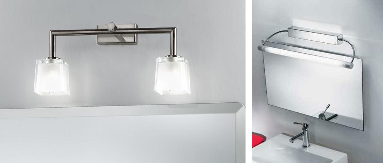 Illuminazione Specchio ~ Home Design e Ispirazione Mobili